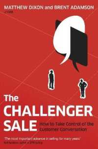 Challenger Sale : Taking Control of the Customer Conversation -- Paperback