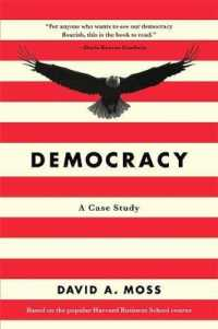 Democracy : A Case Study (Reprint)