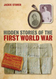 Hidden Stories of the First World War