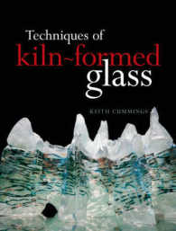 Techniques of Kiln-formed Glass -- Hardback