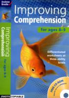 Improving Comprehension 8-9 (Improving Comprehension) -- Mixed media product
