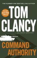 Command Authority (Jack Ryan 12) -- Paperback