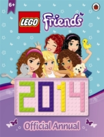 LEGO Friends Official Annual: 2014