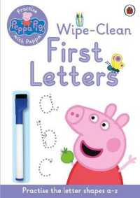 Peppa Pig: Practise with Peppa: Wipe-clean Writing (Peppa Pig) -- Paperback