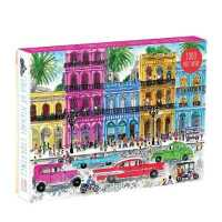 Michael Storrings Cuba : 1000 Piece Puzzle (PZZL)