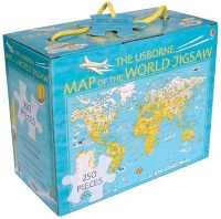 Usborne Map of the World Jigsaw (Usborne jigsaws) -- Game
