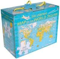 Usborne Map of the World Jigsaw (Usborne jigsaws) -- Game