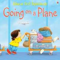 Going on a Plane (Usborne First Experiences S.) -- Paperback (New ed)