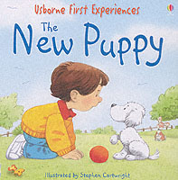 New Puppy (Usborne First Experiences S.) -- Paperback (New ed)