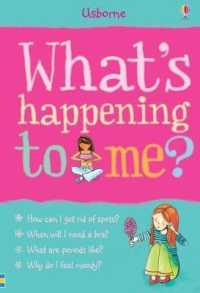 What's Happening to Me? (Facts of Life) -- Paperback