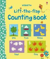Counting Book (Usborne Lift-the-flap-books) -- Hardback