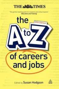 A-z of Careers and Jobs -- Paperback (20 Rev ed)