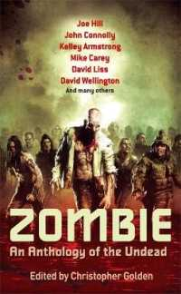 Zombie : An Anthology of the Undead -- Paperback