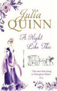 Night Like This (Smythe-smith Quartet) -- Paperback