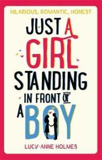 Just a Girl, Standing in Front of a Boy -- Paperback