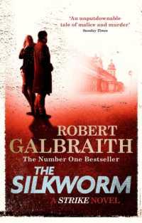 Silkworm (Cormoran Strike) -- Paperback (B-Format)