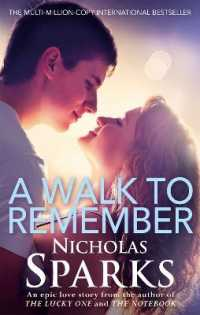 Walk to Remember -- Paperback