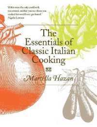 Essentials of Classic Italian Cooking -- Hardback