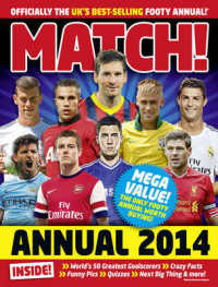 Match Annual : From the Makers of the Uk's Bestselling Football Magazine -- Hardback