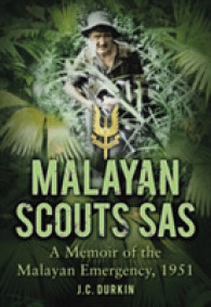 Malayan Scouts SAS : A Memoir of the Malayan Emergency, 1951
