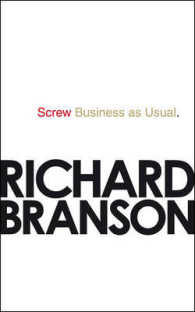 Screw Business as Usual -- Paperback