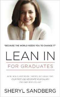 Lean in : The Graduate Edition -- Paperback