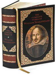 Complete Works of William Shakespeare (Barnes & Noble Leatherbound Classic Collection) -- Leather / fine binding