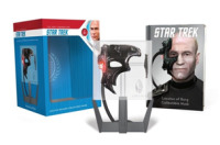 Locutus of Borg Collectible Mask : With Light and Sound! (Star Trek) (BOX HAR/TO)
