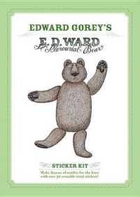 Mercurial Bear : Edward Gorey Sticker Kit (STK)