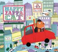 Happy Zappa Cat -- Hardback