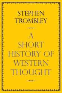 Short History of Western Thought -- Hardback