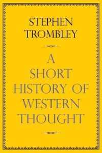 Short History of Western Thought -- Hardback