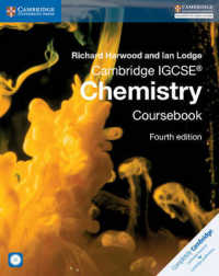 Cambridge IGCSE Chemistry Coursebook (Cambridge International Examinations) (4 PAP/CDR)