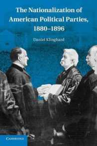 The Nationalization of American Political Parties, 1880-1896 (Reprint)