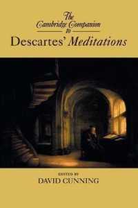 The Cambridge Companion to Descartes' Meditations (Cambridge Companions to Philosophy) (Reprint)