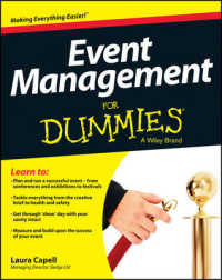 Event Management for Dummies (For Dummies (Business & Personal Finance))