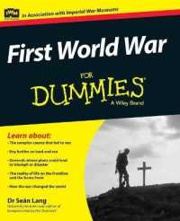 First World War for Dummies (For Dummies (History, Biography & Politics)