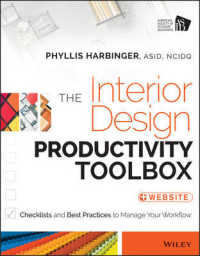 The Interior Design Productivity Toolbox : Checklists and Best Practices to Manage Your Workflow (PAP/PSC)