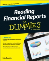 Reading Financial Reports for Dummies (For Dummies (Business & Personal Finance)) (3RD)