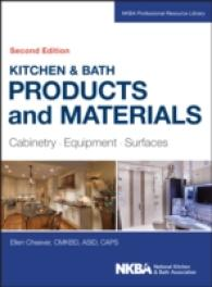 Kitchen & Bath Products and Materials : Cabinetry, Equipment, Surfaces (Nkba Professional Resource Library) (2ND)