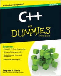 C++ for Dummies (C++ for Dummies) (7TH)