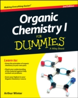 Organic Chemistry I for Dummies (For Dummies (Math & Science)) (2ND)