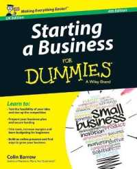 Starting a Business for Dummies (For Dummies) (4TH)