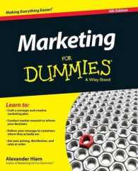 Marketing for Dummies (For Dummies (Business & Personal Finance)) (4TH)