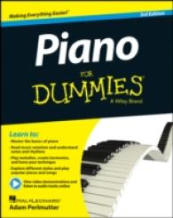 Piano for Dummies (For Dummies) (3RD)