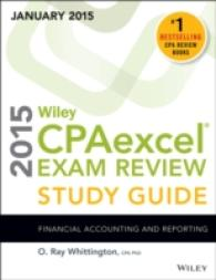 Wiley CPAexcel Exam Review 2015 : Financial Accounting and Reporting (Wiley CPA Exam Review)