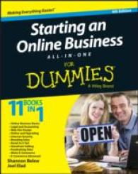 Starting an Online Business All-in-One for Dummies (For Dummies (Business & Personal Finance)) (4TH)