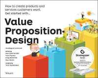 Value Proposition Design : How to Create Products and Services Customers Want (Strategyzer)