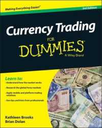 Currency Trading for Dummies (For Dummies) (3RD)
