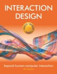 Interaction Design -- Paperback (4 Rev ed)